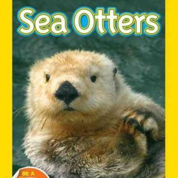 Sea Otters (National Geographis Kids,Readers, Level 1)