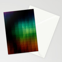Geometric 07 Stationery Cards by VanessaGF | Society6