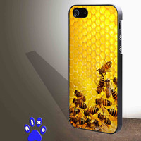 Honeycomb Bee for iphone 4/4s/5/5s/5c/6/6+, Samsung S3/S4/S5/S6, iPad 2/3/4/Air/Mini, iPod 4/5, Samsung Note 3/4 Case * NP*