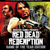 Red Dead Redemption: Game of the Year Edition - Xbox 360 (Very Good)