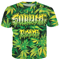 420 Sublime With Rome T-Shirt