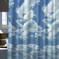 "Cielo PEVA Shower Curtain - 70"" x 72"""