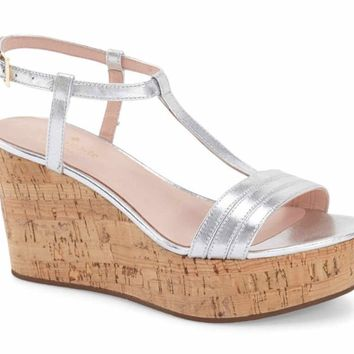 Kate Spade New York Tallin Wedge Sandal - Multiple Colors