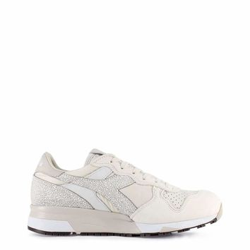Diadora Heritage Trident Men White Sneakers