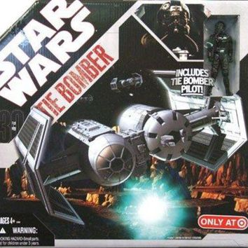 CREYN3C Star Wars TIE Bomber Vehicle