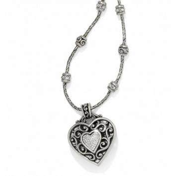 Brighton Blaire Heart Brighton Blaire Heart Necklace Necklaces