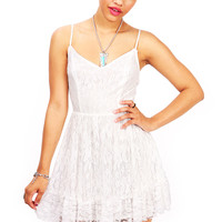 Dream Girl Dress   Lace Dresses at Pink Ice
