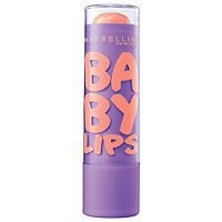 Maybelline Baby Lips Lip Balm Peach Kiss (Quantity of 5)