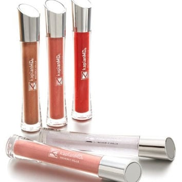 Kaplan MD Lip 20 Treatment Gloss, Nude Sparkle, 0.13 Ounce