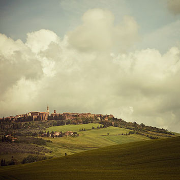 Incantato - Tuscany Photograph, Italy, Landscape Photography, Rustic Fairytale, Romantic Travel Photo