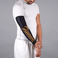 Finesse Black Gold Arm Sleeve