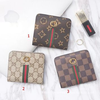 Spoof GUCCI Fashion Wallet for Women