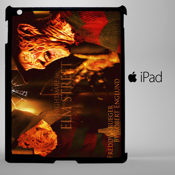 Freddy Krueger Night Mare on Elm Street iPad 2, iPad 3, iPad 4, iPad Mini and iPad Air Cases - iPad
