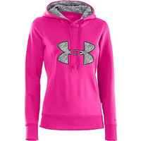 Women's Under Armour PIP Big Logo Hoodie | Scheels