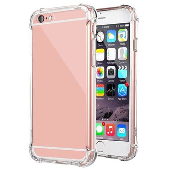 Transparent Soft Phone Case Cover Shell For Iphone 6 6S 7 8 & Plus Iphone X
