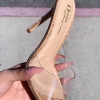 Beauty Blogger Heels (Nude)