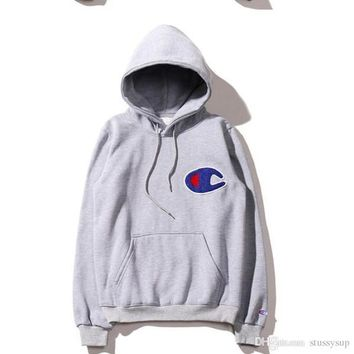 Top Quality Fashion Brand Male Hooded Sweater Long Sleeve Coat RED Grey Black Pink Girl Women Hoodie
