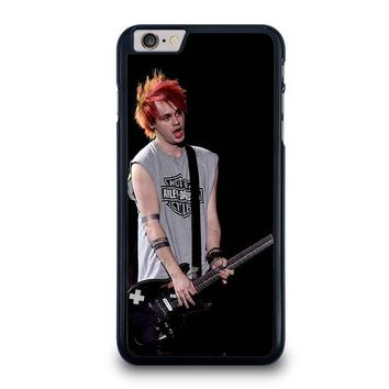 michael clifford 5sos five seconds of summer iphone 6 6s plus case cover  number 1