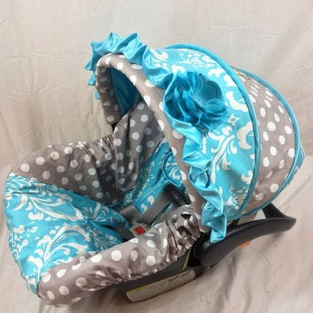Custom Infant Car Seat Cover