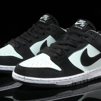 Nike Sb Dunk Low Pro Barely Green 854866 003 Size 36 45