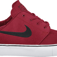 Nike SB Zoom Stefan Janoski Skate Shoes - Gym Red/White/Black