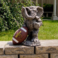 Alabama Crimson Tide NCAA Big Al College Mascot 20? Vintage Statue