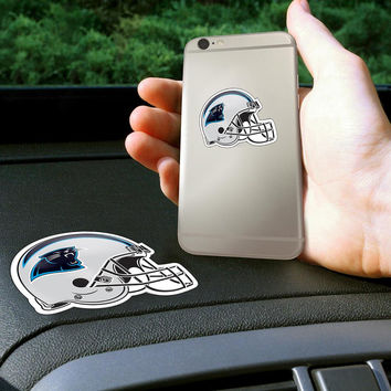 Carolina Panthers NFL Get a Grip Cell Phone Grip Accessory
