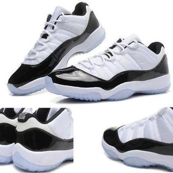 Air Jordan retro 11 bred lows basketball shoes sneakers 11s XI men high cut low Outdoo