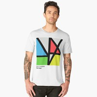 'New Order - Music Complete' Men's Premium T-Shirt by hypnotzd
