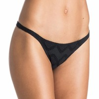 Lacy Days Mini Bikini Bottoms 888701463436 - Roxy