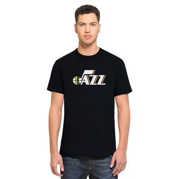 '47 Utah Jazz Navy Scrum Men's Tee