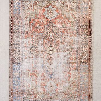 Hannah Printed Rug | Urban Outfitters