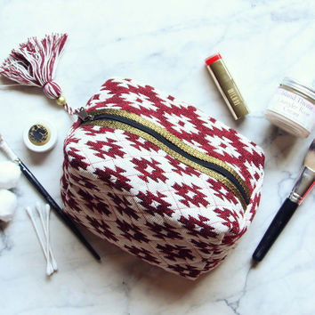 Toulouse Make-up Bag