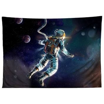 Astroman Space Tapestry
