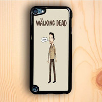 Dream colorful The Walking Dead iPod Touch 5th Generation Case