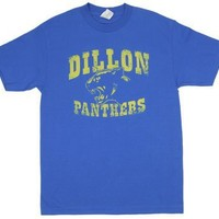 Dillon Panthers - Friday Night Lights T-shirt: Adult XL - Royal Blue