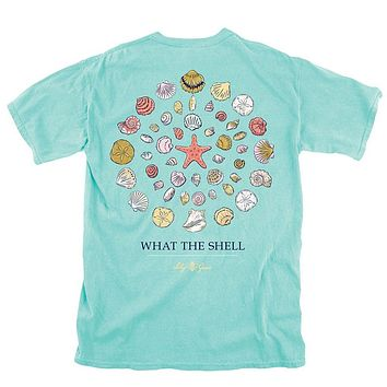 What the Shell Tee by Lily Grace