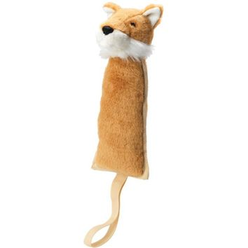 House of Paws HP766F Woodland Friends Thrower Fox Dog Toy