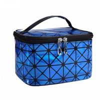 Travel Organizer PU Leather Cosmetic Bags for women