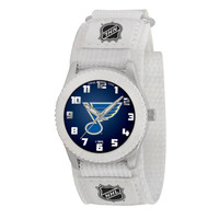 St. Louis Blues NHL Kids Rookie Series Watch (White)