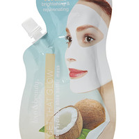 FOREVER 21 Coconut Face Mask White One