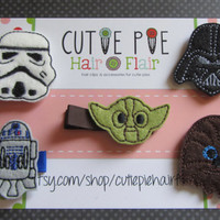 Star Wars Clip Set