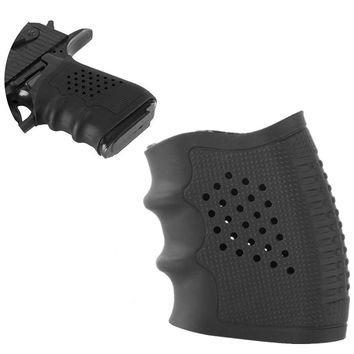 Grip Glove Sleeve provides recoil reduction For Glock 17 19 20 21 22 23 25 31 32 34 35 37 38 Handguns Airsoft Hunting Accessorie