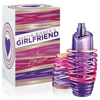 Justin Bieber's Girlfriend Eau de Parfum Spray, 3.4 oz