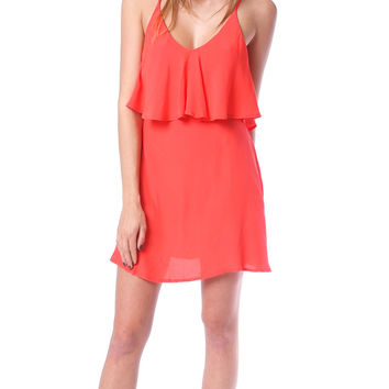 Bahama Mama Dress - Red