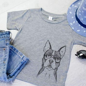 Scout the Boston Terrier - Kids/Youth/Toddler Shirt