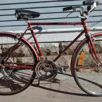 1975 Schwinn, Mens, Chicago, Suburban, Chestnut, 10 Speed, Bicycle, Vintage Bike