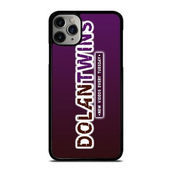 DOLAN TWINS TUESDAY iPhone Case Cover