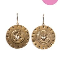 Mother Goddess Earrings