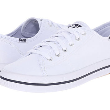 Keds Kickstart White - Zappos.com Free Shipping BOTH Ways